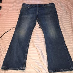 Like new Goodfellow & Co Bootcut stretch 38x32